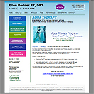 Business Website Design Long Island & Business Website Developer Long Island - Physical Therapy in Bayside Queens - Ellen Bodner, PT, DPT