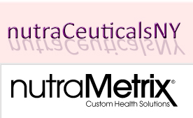 NutraCeuticals Long Island NY - Custom Wellness Programs & Supplements from nutraMetrix Consultant Daniel O'Connor