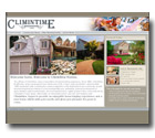 Sample Design - Climintime Homes - Great Web Sites Now .com